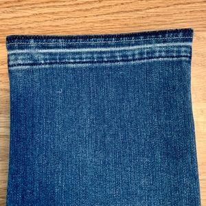 Frame Denim Jeans - Frame Le High Straight Blue Jeans